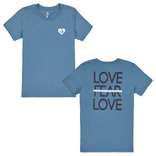 Футболка Converse Love the Progress Tieback Tee 10017335-422