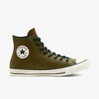 Кеди Converse CTAS HI SURPLUS OLIVE / TURBO GREEN / EGRET 165957C