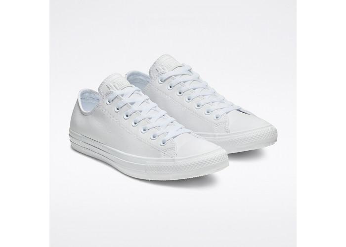 Кеды Converse Chuck Taylor All Star Ox White 136823C белые