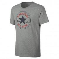 Мужская серая футболка Converse 10002848-035
