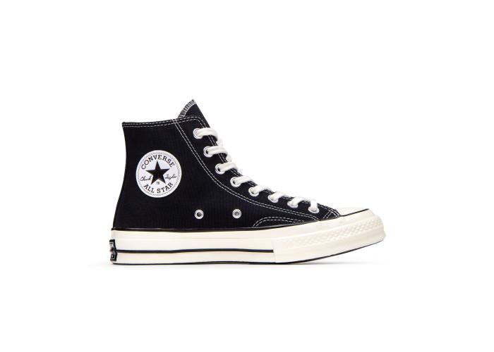 Кеди Converse Chuck 70 Hi Black 162050C чорні
