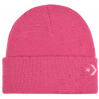 Розовая шапка Converse 10017297-660