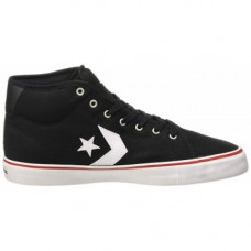 Кеди Converse Sneakers Star Replay Mid Black / White 163211C