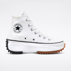 Кеды Converse Run Star Hike High Top White Womens 166799C