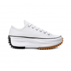 Кеды Converse Run Star Hike Low Top White Womens 168817C